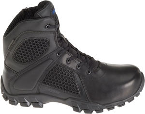 "Bates 6"" Shock Side Zip Waterproof Boot 