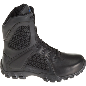 "Bates 8"" Shock Side Zip Waterproof Boot 