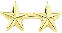 Blackinton 2 Stars Pin