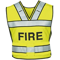 Blauer Breakaway Safety Vest - Fire