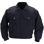 Blauer Ike-Length Windbreaker