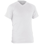 Blauer V-Neck Compression Shirt