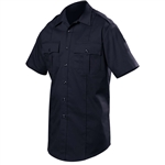Blauer 8421 Short Sleeve Cotton Blend Shirt