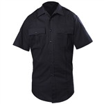 Blauer Women's SS Cotton Blend Uniform Shirt
