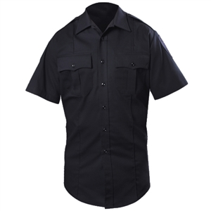 Blauer SS Cotton Blend Uniform Shirt