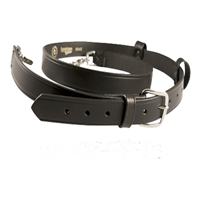 Boston Leather Radio Strap XL