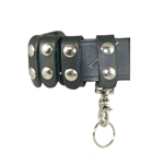 Boston Leather Deluxe Belt Keeper Combination Pack
