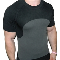 Cool Cop Carbon Tech Performance T-Shirt