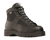 "Danner 6"" Men's Black Patrol Boots"