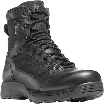 "Danner Striker Torrent 6"" Side Zip Black Tactical Boots"