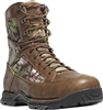 "Danner Pronghorn 8"" Realtree Xtra Green Hunting Boots"