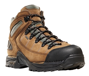 "Danner Men's 453 5.5"" Dark Tan Hiking Boots"