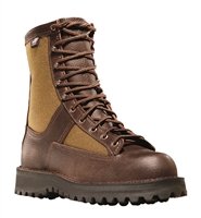 "Danner Grouse 8"" Brown Hiking Boots"