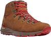 "Danner Men's Mountain 600 4.5"" Brown/Red Hiking Boots"