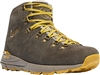 "Danner Mountain 600 4.5"" Hazelwood/Yellow Hiking Boots"