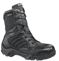 Bates Men's GX-8 Composite Toe Side Zip Tactical Boot