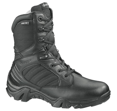 Bates Women's GX-8 Gore-Tex Side Zip Tactical Boots