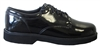 Bates Men's High Gloss Duty Oxfords