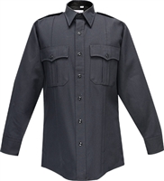 Flying Cross Men's Command Zip Front Uniform Shirt