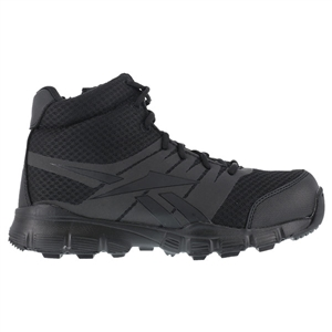 "Reebok Dauntless Ultra-Light 5"" Side Zip Tactical Boot"