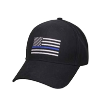 Rothco Thin Blue Line Low Profile Cap