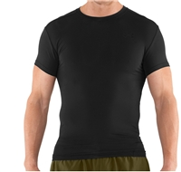 Under Armour Men's Tactical HeatGear Crewneck Compression Shirt
