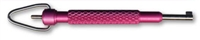 Zak Tools ZT10-PNK Pink Pocket Swivel Handcuff Key