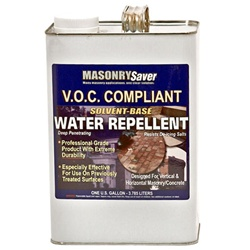 MasonrySaver VOC Compliant Solvent Base Water Repellent