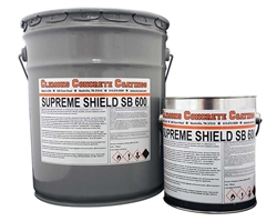 Supreme Shield SB-600 Wet Look Sealer