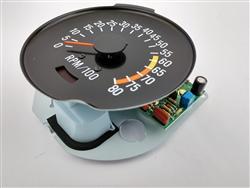 1970 1972 Camaro Dash Instrument Cluster Gauge Tach Tachometer 8000 Redline 5657056