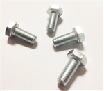 1968 - 1981 Harmonic Balancer Mounting Bolts, Set of 4
