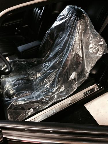 Astonishing Protective Plastic Seat Cover Each Inzonedesignstudio Interior Chair Design Inzonedesignstudiocom