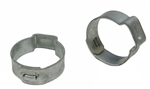 1967 - 1972 Power Steering Return Hose Clamp Set, Pair