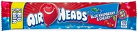Airheads 2 in 1 Big Bar Blue Raspberry and Cherry 24/42.5g Sugg Ret $1.69