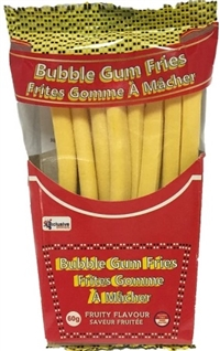 Bubble Gum Fries 16/60g Sugg Ret $2.19