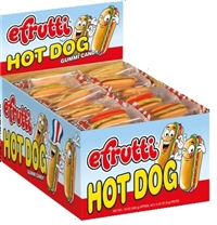 E.Frutti Mini Hot Dogs 60 pcs Sugg Ret $0.49