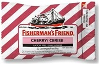 Fisherman's Friend Cherry 16/ Sugg Ret $2.99