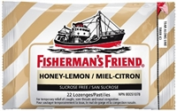Fisherman's Friend Honey-Lemon 16/Sugg Ret $2.99