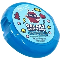 Galaxy Gum Tape Bubble Gum 12/58g Sugg Ret $2.49