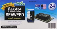 Jayone Seaweed Roasted & Lightly Salted 24/5g Sugg Ret $0.89