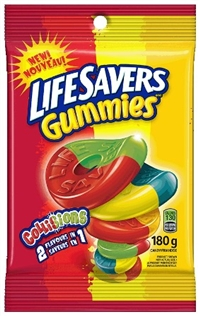 LifeSavers Collisions  12/180g Sugg Ret $3.79