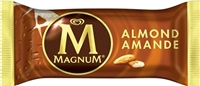 Magnum Almond Ice Cream Bar 12/100ml Sugg Ret $4.99