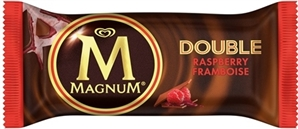Magnum Double Raspberry Ice Cream Bar  12/90ml Sugg Ret $4.99