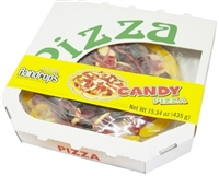 Raindrops Mini Gummy Pizza 12/40 g Sugg Ret $4.49
