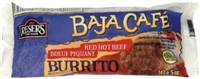 Reser's Burritos Red Hot 12/142g Sugg Ret $2.29
