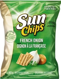 SunChips 40g French Onion 40's Sugg Ret $1.50