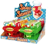 Sweet Soaker Candy Filled Water Gun 12/21g Sugg Ret $2.69