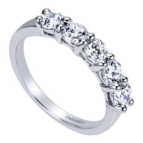 beaverbrooks context three ring p wedding band diamond stone bands productx white gold