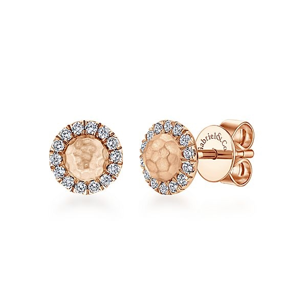 cc3fe1c3a This simple and elegant diamond earring studs feature 0.25 carats of  diamonds.