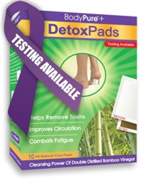 Magnus Body Pure - Natural Detox Foot Pads